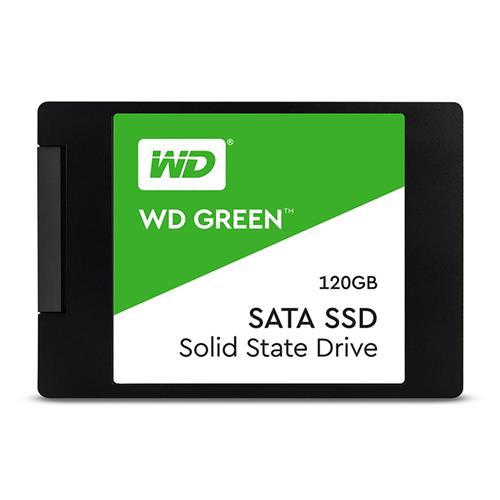 SSD 2,5'' 120GB WD Green 3D NAND SATAIII 7mm WDS120G2G0A
