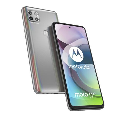 MOTOROLA Moto G 5G Frosted Silver PALM0015PL