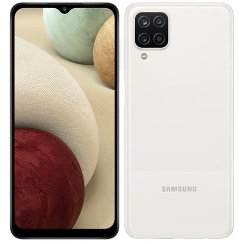 Samsung Galaxy A12 SM-A125 White 3+32GB DualSIM SM-A125FZWUEUE