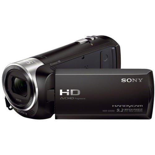 Kamera Sony HDR-CX240E, 27xOZ, foto 9,2Mpix, čierna HDRCX240EB.CEN