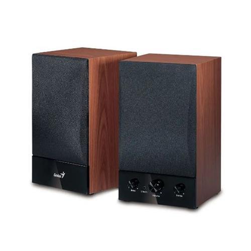 Speaker GENIUS SP-HF 1250B wood 40W, II. gen 31730011400