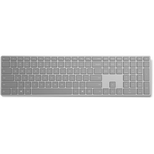 Microsoft Surface Keyboard Sling Bluetooth 4.0 (Gray), ENG WS2-00021