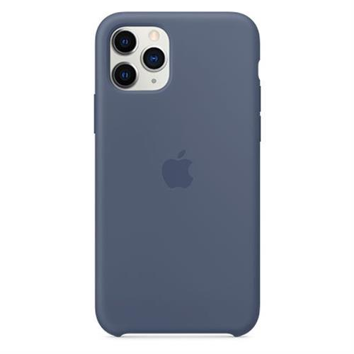 Apple iPhone 11 Pro Silicone Case - Alaskan Blue MWYR2ZM/A