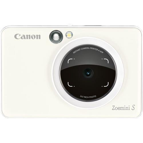 Canon Zoemini S Perleťovo biela 3879C006