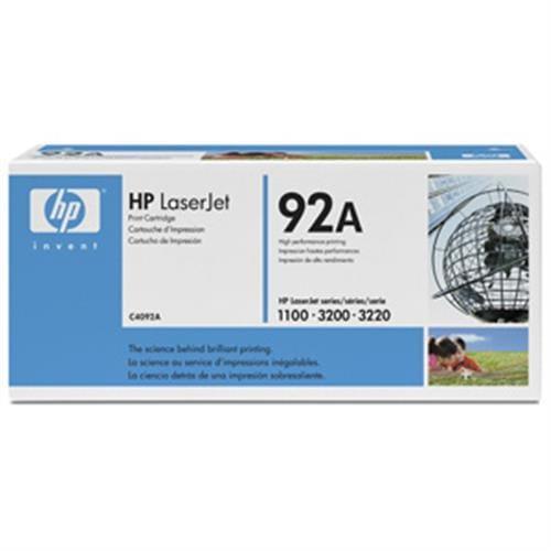 Toner HP C4092A Black 2500 strán