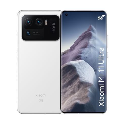 Xiaomi Mi 11 Ultra 5G 12/256GB White 6934177741104