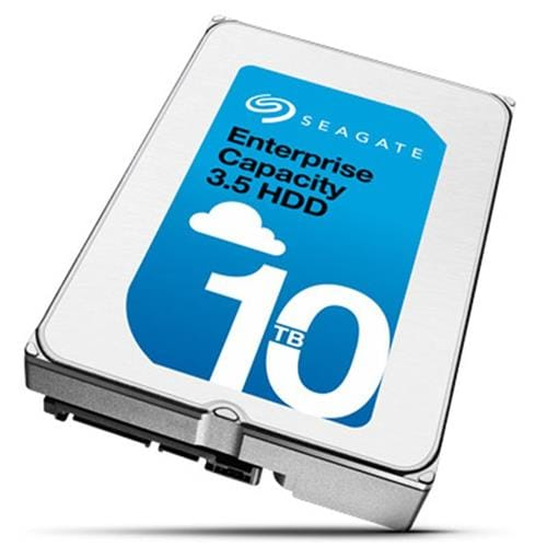 Pevný Disk Seagate Enterprise Capacity 10TB, 256MB, 7200rpm ST10000NM0016