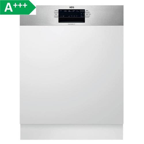 AEG Vstavaná umývačka riadu FEE53600ZM biela