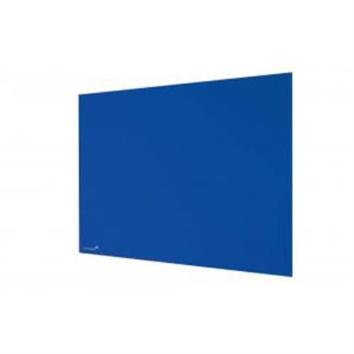 Tabuľa GLASSBOARD 60x80 cm, modrá LM104843