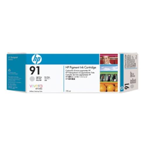 Kazeta HP HPC9482A 91 Light Grey 3-pack - 3 ink cartridges 775 ml each