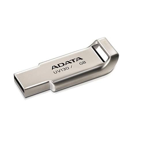 USB Kľúč 8GB ADATA UV130, zlatý (USB 2.0) AUV130-8G-RGD
