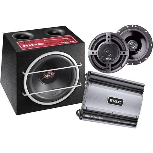 Hi-Fi sada do auta Mac Audio Xtreme 4000.2, 4 x 250 W 373001