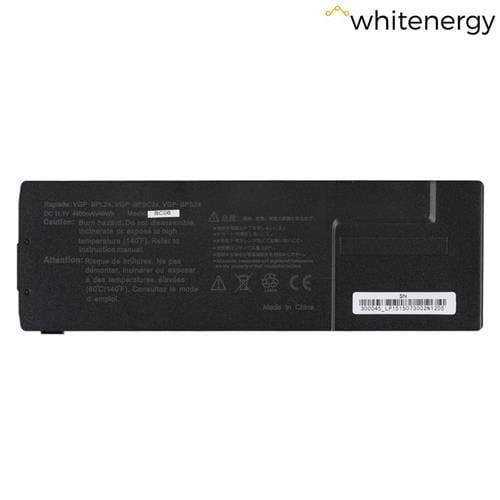 Whitenergy bat. pre Sony VGP-BPS24 11.1V 4400mAh čierna 10162