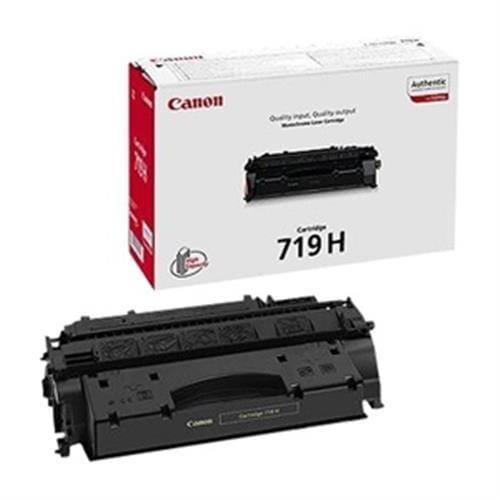 Toner CANON CRG 719H Black pre MF-58xx, LBP-6300, 6650 3480B002