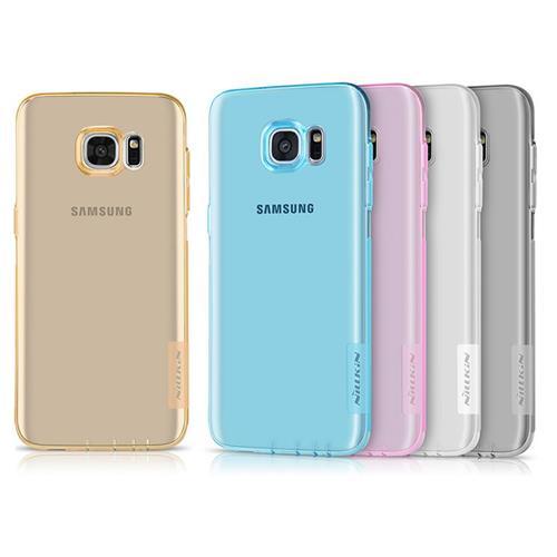 Nillkin Nature TPU puzdro pre Samsung G935 Galaxy S7 Edge Transparent 8595642221859