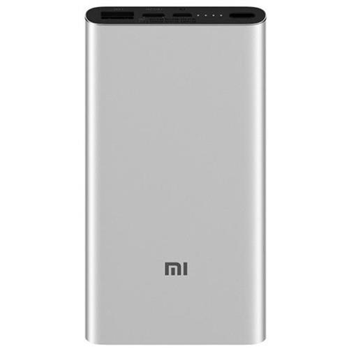 Xiaomi Mi 18W Fast Charge Power Bank 10000mAh 3 strieborná 6934177711596