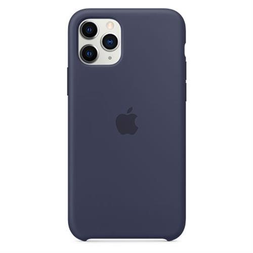 Apple iPhone 11 Pro Silicone Case - Midnight Blue MWYJ2ZM/A