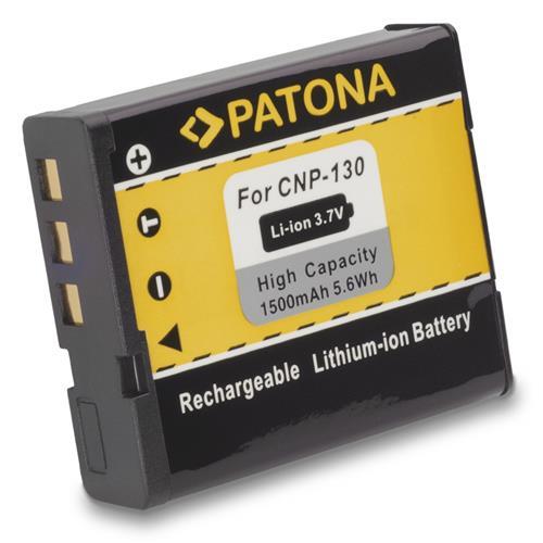 PATONA batéria pre foto Casio NP130 1500mAh PT1087