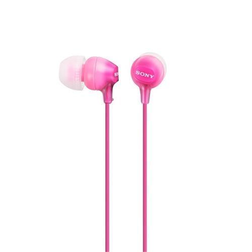 Slúchadlá SONY MDR-EX15LP do uší, Pink MDREX15LPPI.AE