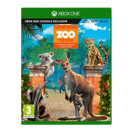 XBOX ONE - Zoo Tycoon Definitive Edition GYP-00020