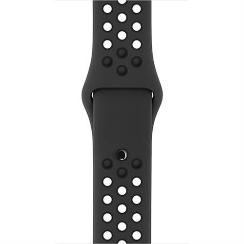 Apple 38mm Anthracite/Black Nike Sport Band - S/M & M/L mq2k2zm/a
