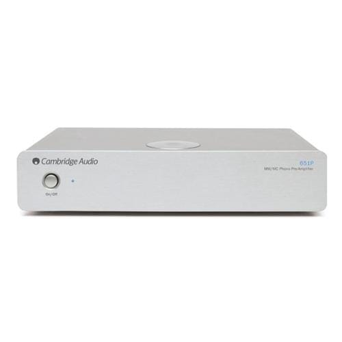 Gram. predzosilňovač CA Azur 651P MM /MC - strieborný C10508