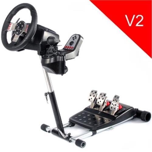 Wheel Stand Pro DELUXE V2, stojan na volant a pedále pre Logitech G25/G27/G29/G920