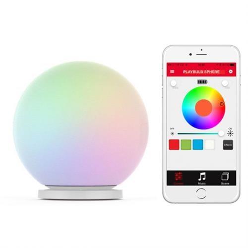 MiPow Playbulb Sphere smart LED guľa MP-BTL301W