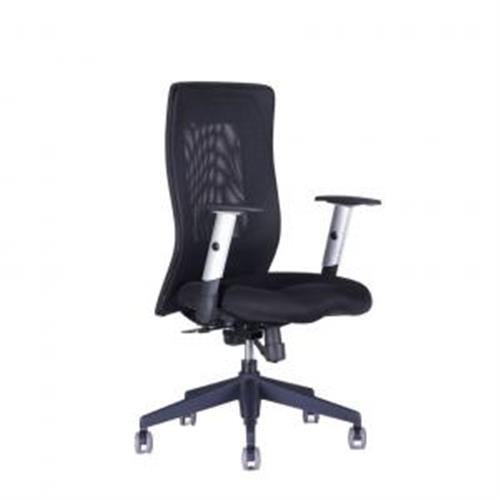 Kancelárska stolička CALYPSO GRAND čierna OF181111