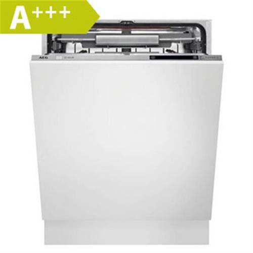 AEG Vstavaná umývačka riadu FSK93705P biela