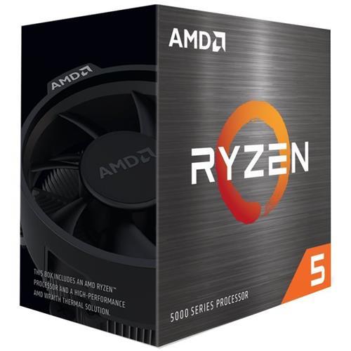 AMD Ryzen 5 5600X (3,7GHz / 32MB / 65W / no VGA / SocAM4) Box, chladič 100-100000065BOX