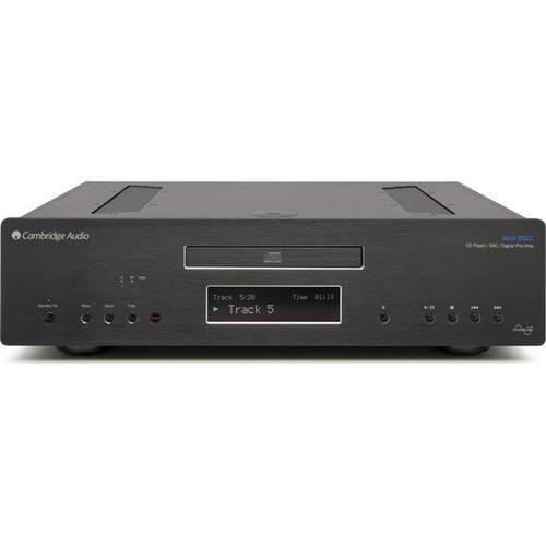 CD/SACD prehrávač CA Azur 851C high-end prehrávač diskov CD - čierny C10404K