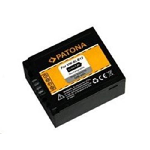 PATONA batéria pre foto Panasonic VW-BLB13 1250mAh Li-Ion PT1123