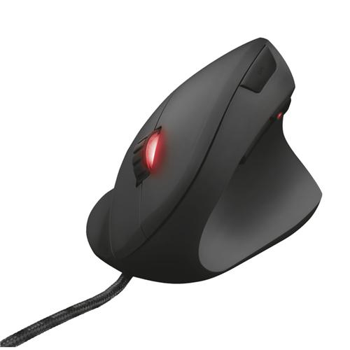 Myš TRUSTGXT 144 Rexx Vertical Gaming Mouse 22991
