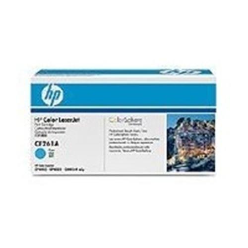 Toner HP CE261A Cyan pre LaserJet CP4525, 110 00 strán