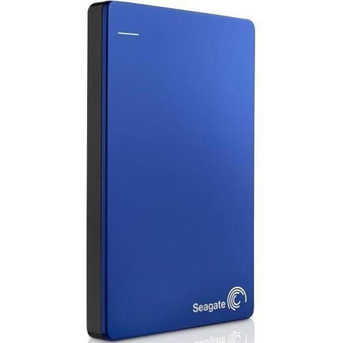 "Ext. HDD Seagate Backup Plus Portable 1TB 2,5"" USB 3.0 modrý STDR1000202"
