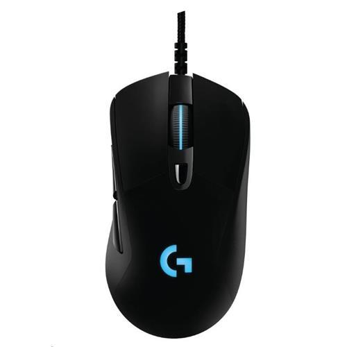 Herná myš Logitech G403 Hero, USB, čierna 910-005632