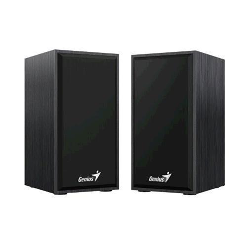 Genius SP-HF180, USB stereo repráky 2x3W, čierne 31730029401