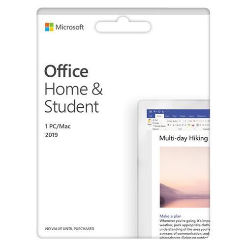 Office 2019 pre študentov a domácnosti - English Medialess 79G-05033
