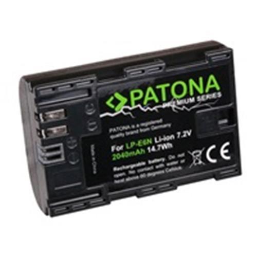 PATONA batéria pre foto Canon LP-E6N 2040mAh Li-Ion Premium PT1259