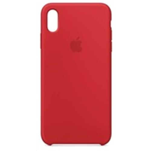 iPhone XS Max Silicone Case - (PRODUCT)RED MRWH2ZM/A