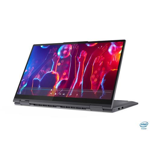 Lenovo YOGA 7 15.6 FHD/i7-1165G7/16G/1T/F/W10H/šedá 82BJ006FCK