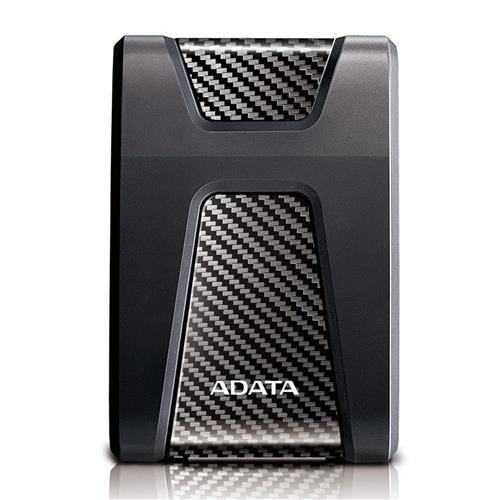 "Ext. HDD A-DATA DashDrive Durable HD650 2,5"" 1TB USB 3.1 čierny, vode a nárazom odolný AHD650-1TU31-CBK"