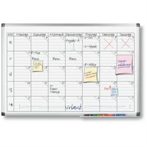 Plánovacia tabuľa univerzálna PREMIUM 60x90 cm LM418000