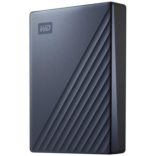 Ext. HDD 2,5'' WD My Passport Ultra 5TB modro-čierny WDBFTM0050BBL-WESN