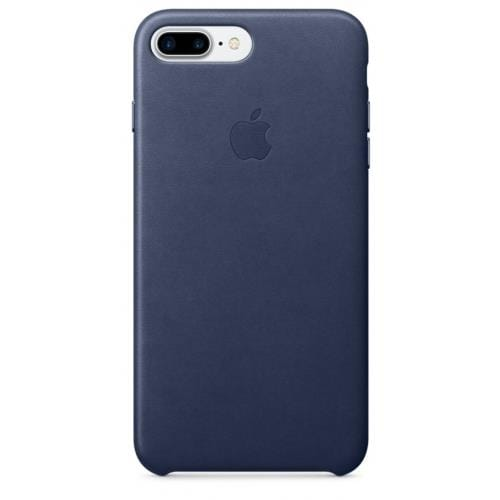 Apple iPhone 7 Plus Leather Case - Midnight Blue mmyg2zm/a