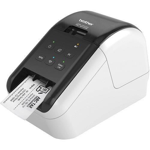 Tlačiareň štítkov BROTHER QL-810W QL810WYJ1