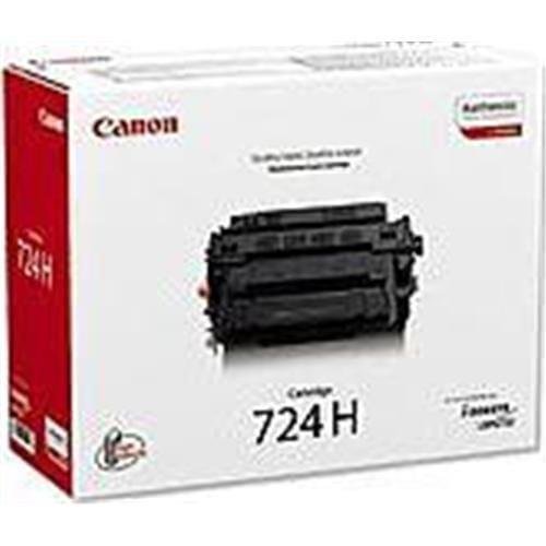 Toner CANON CRG 724 H 3482B002