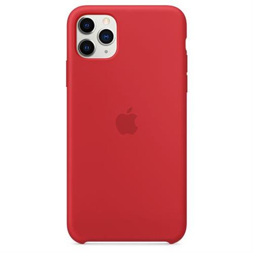 Apple iPhone 11 Pro Max Silicone Case - (PRODUCT)RED MWYV2ZM/A