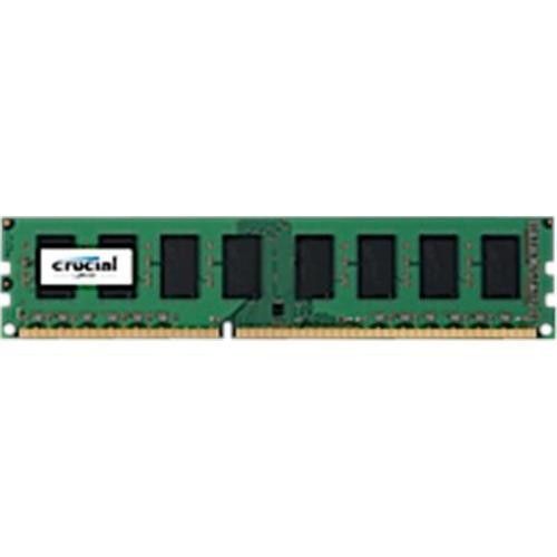 4GB DDR3L - 1600 MHz Crucial CL11 1.35V/1.5V single rank CT51264BD160BJ